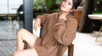 Sakshi Maggo is not a Star Kid, but she has all the essential Qualities to become and Superstar actress of Bollywood