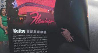 Kelby Dishman, The Houston Texas Unlikely Digital Hero