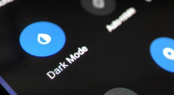 Google includes dark theme switch to the Play Store