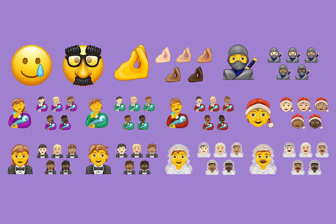 2020's new emoticon incorporate the transgender flag and more gender-inclusive alternatives