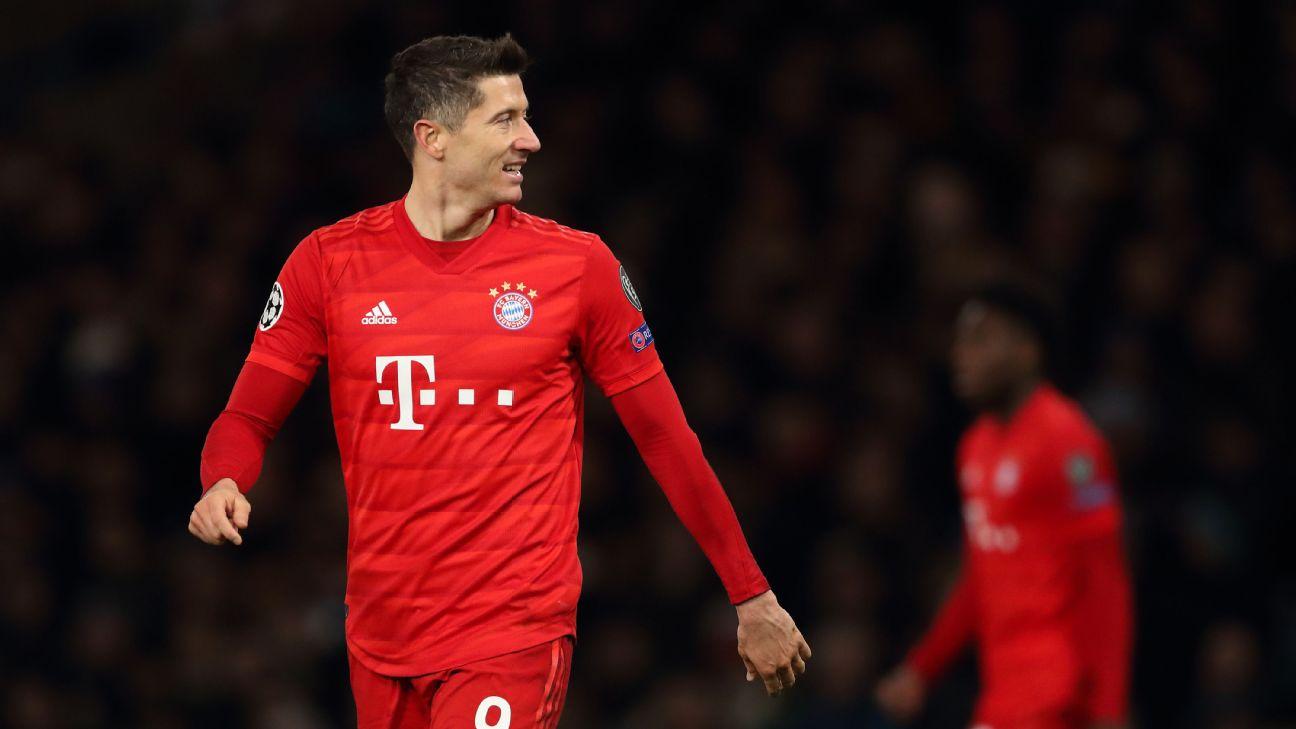Bayern Munich gave Robert Lewandowski injury blow; striker to miss Chelsea come back in UCL