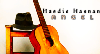 Singer Hasdie Hasnan Announces to Release a New Song Titled 'ANGEL'