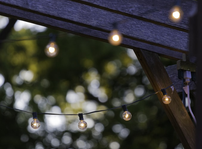 Garden Lighting Trends