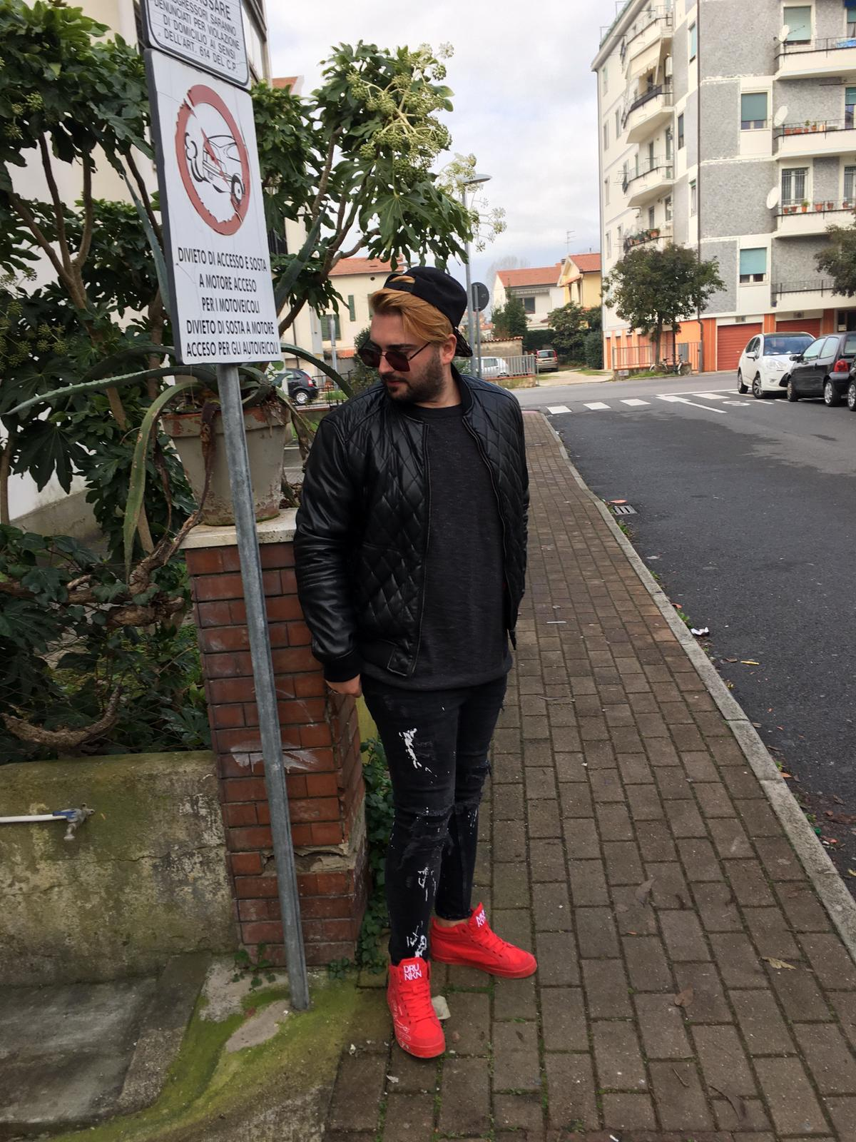 The Daily Routine of International Singer Marly (Almir Leka)