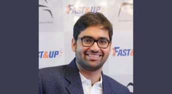 Varun Khanna's Fast & Up Introduces Elite Nutrition to Indian Nutrition