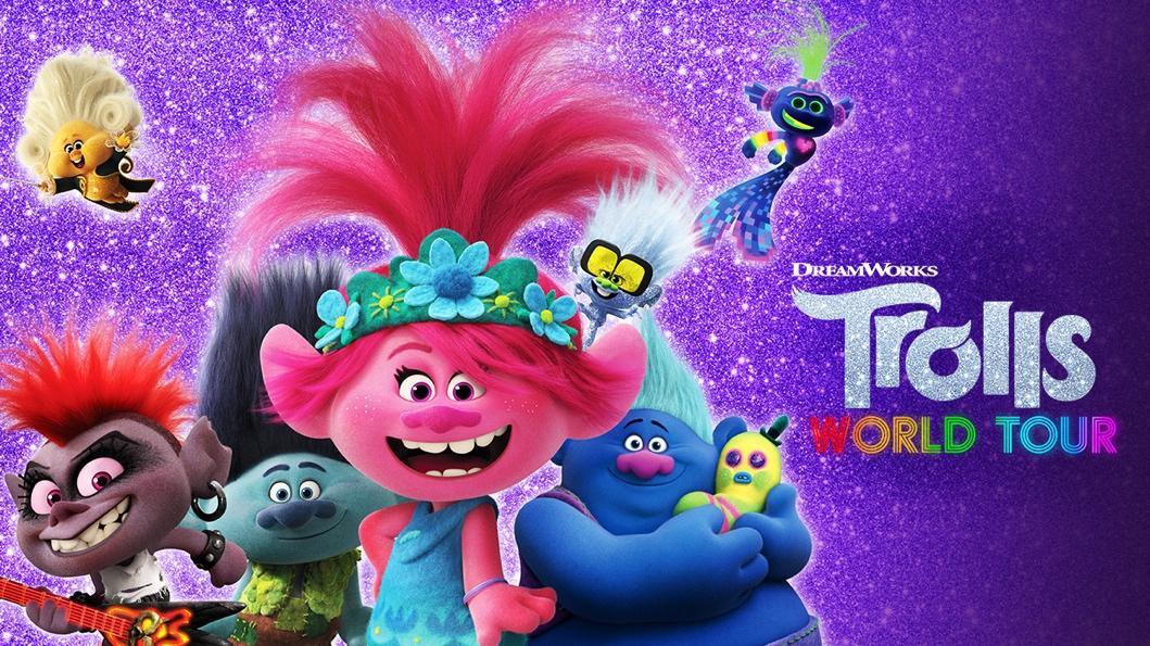 Trolls World Tour Release Creates Rift Between AMC and Universal