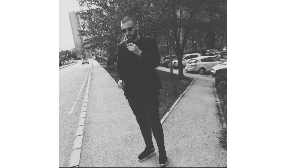 Is Marly (Almir Leka) the most promising singer in Albanian music industry?