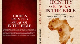 New Book Explores the Hidden Identity of Blacks in the Bible