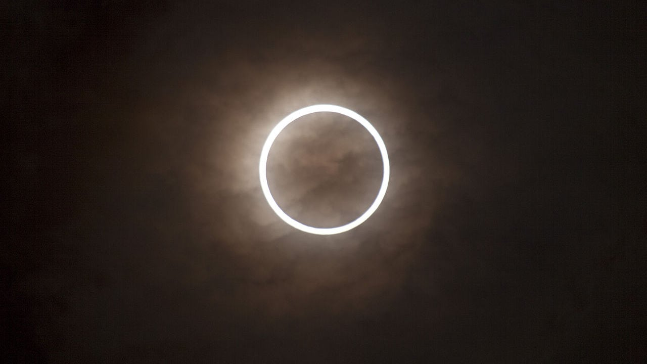 Solar eclipse 2020: Where and when to watch the annular eclipse