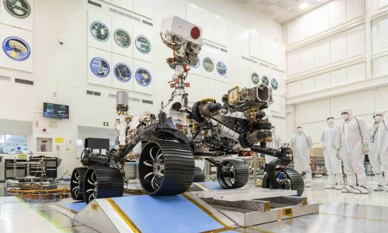 NASA's Dispatch of Perseverance Mars rover deferred to July 22