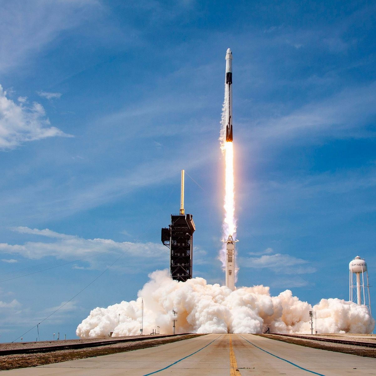 SpaceX is set for the second launch of Starlink broadband satellites this week