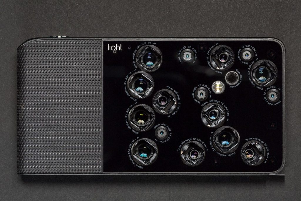 Another inventive organization has abandoned revolutionizing mobile photography