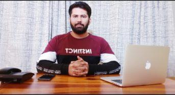 Archit Godara | Electrical Engineer Turned Digital Media Expert