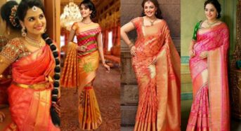Indian Wedding Silk Sarees: All you need to know