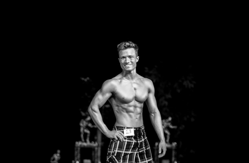 Returning to Form:  Former Fitness Model Leon Budrow Finds Renewed Passion for Fitness