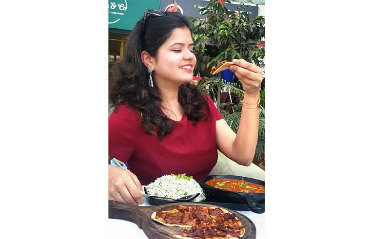 Food Blogger Saloni Panda on Life and Dreams
