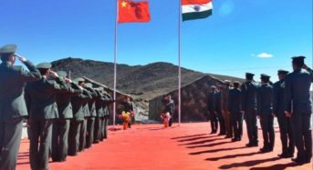 India and China consent to calmly resolve the border conflict, New Delhi says