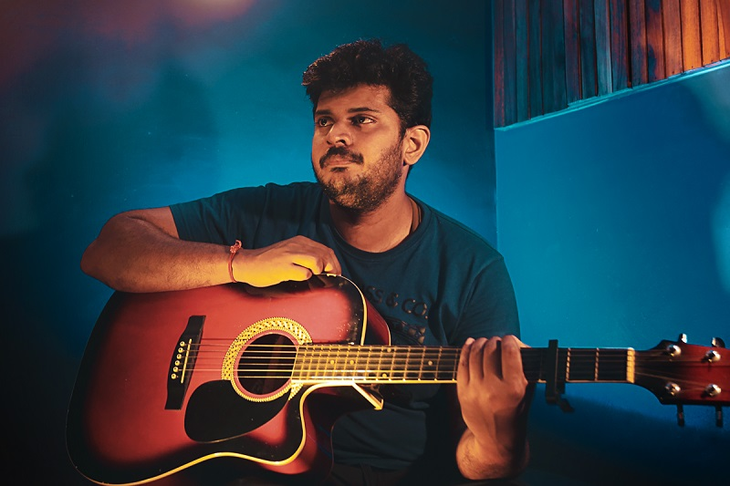 Meet Sanjit Lucksman – The Music Composer from Sri Lanka