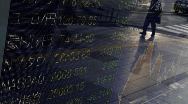 Financial exchange news live updates: Stock fates higher as speculators anticipate GDP report, jobless cases