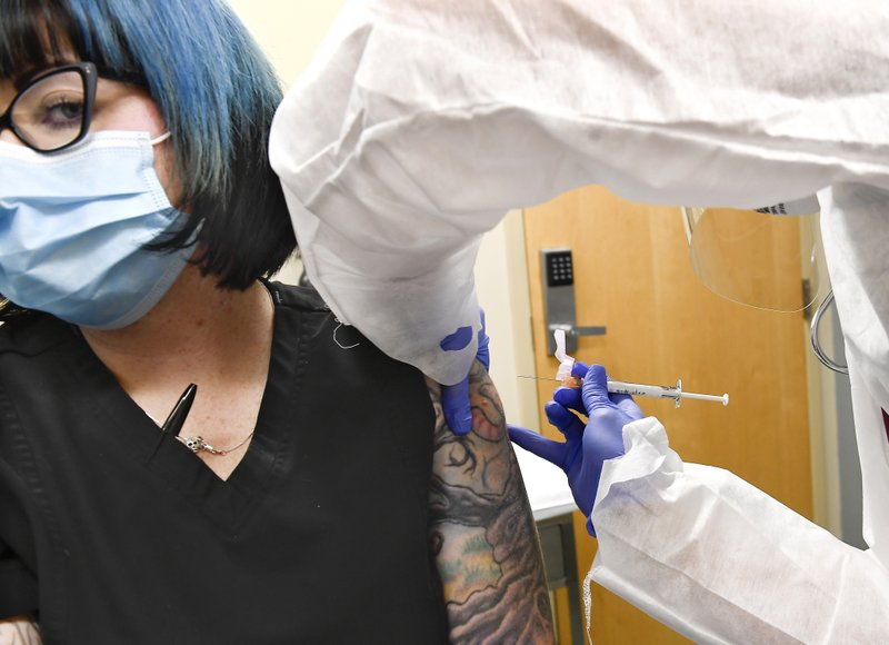 Infection immunization put to conclusive test in a large number of volunteers
