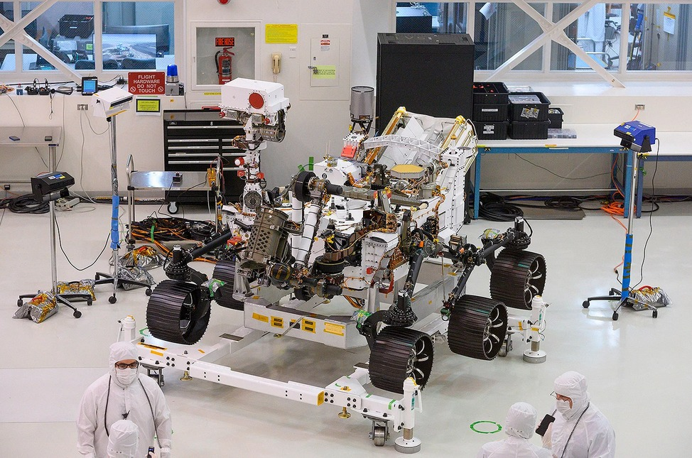 NASA defers Mars rover launch until at least July 30th