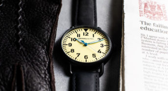 Chotovelli & Figli Watchmakers receive full funding from successful Kickstarter Campaign