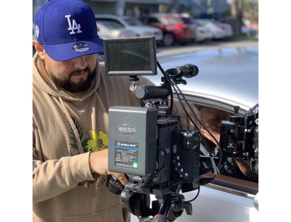 George Morales – San Fernando Valley Filmmaker