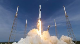 SpaceX dispatches first polar orbit crucial Florida in quite a while