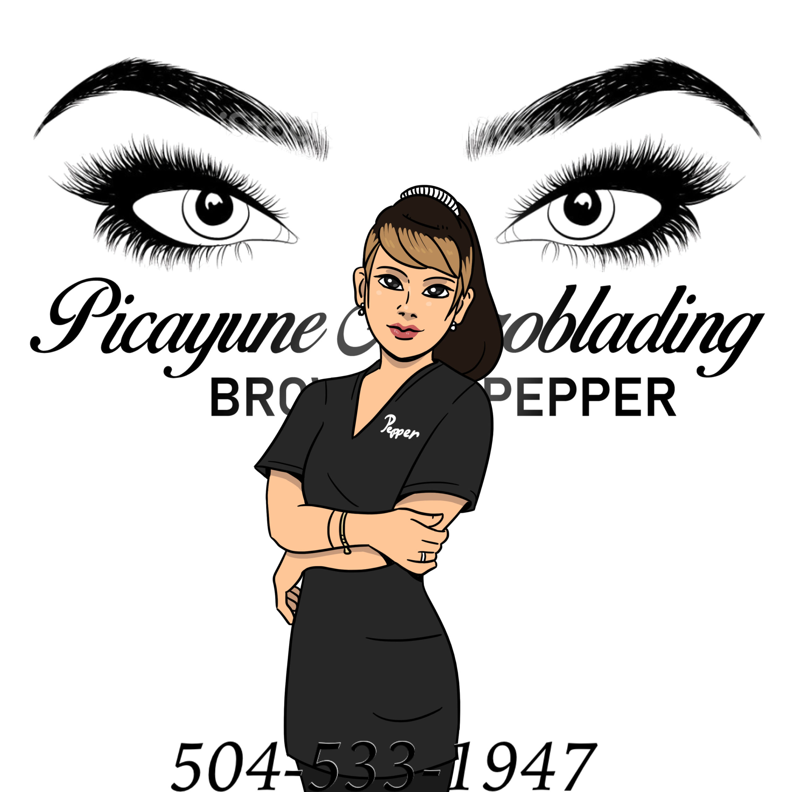 Picayune Microblading Finally a 6D artist in the New Orleans area