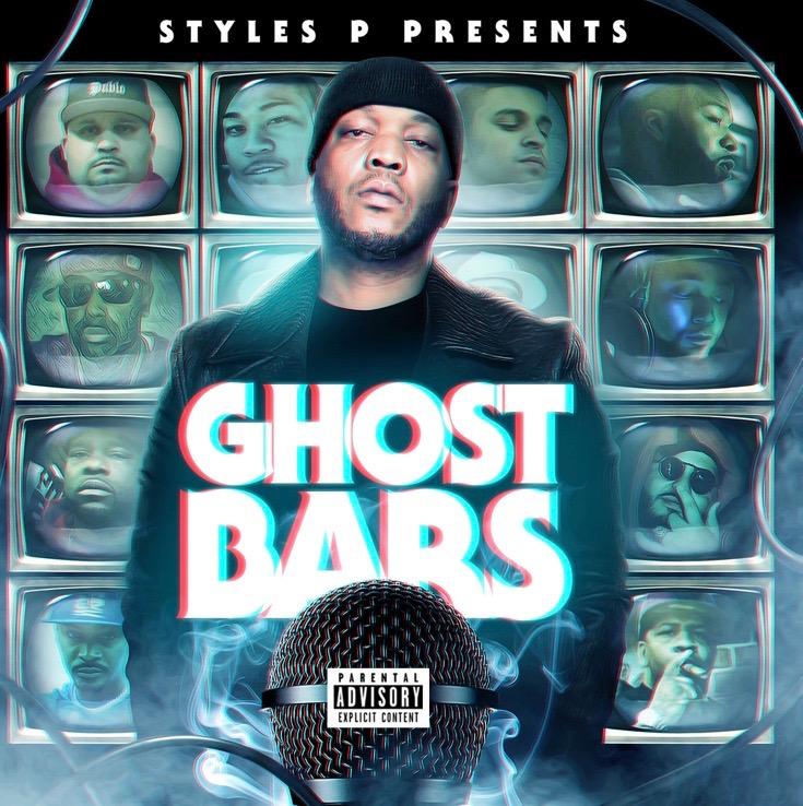 Styles P recruits Foolish Senpai for Ghost Bars Mixtape