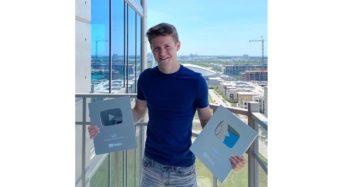 Young Entrepreneur Caleb Boxx Born with Business Sense