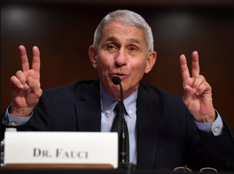 Fauci states he doesn't see US ordering COVID-19 immunization for overall population