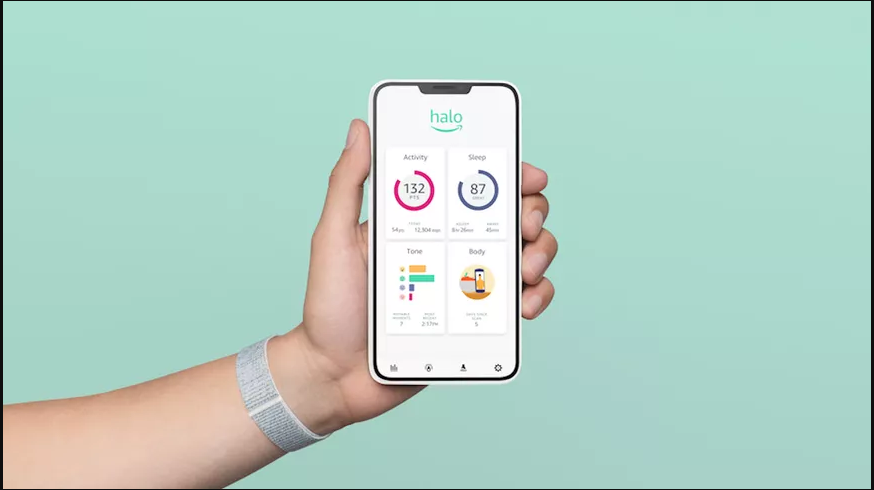 Halo fitness  band and application: Amazon's entrance into the wellness space is driven, however odd