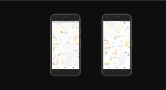 Google Maps update incorporates more vivid pictures and walkway data