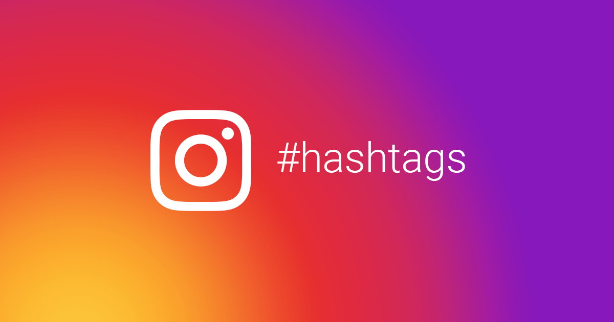 Instagram hashtags are not dead