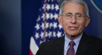 Dr. Fauci says the U.S. can gain from Asian nations and island countries in the fight against COVID-19