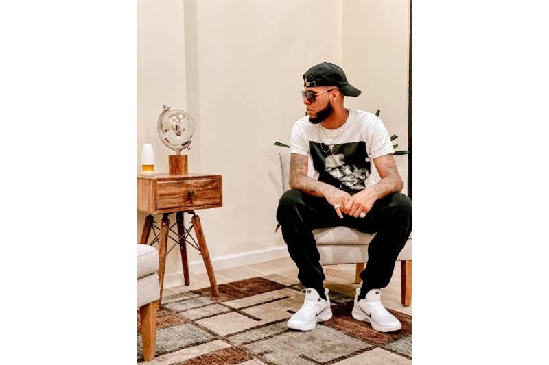 Meet Joshua Salas, the Phenomenal Artist with Incredible Latin Trap Vibes