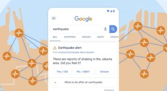 Global Earthquake-Detection Network Now Launching By Google