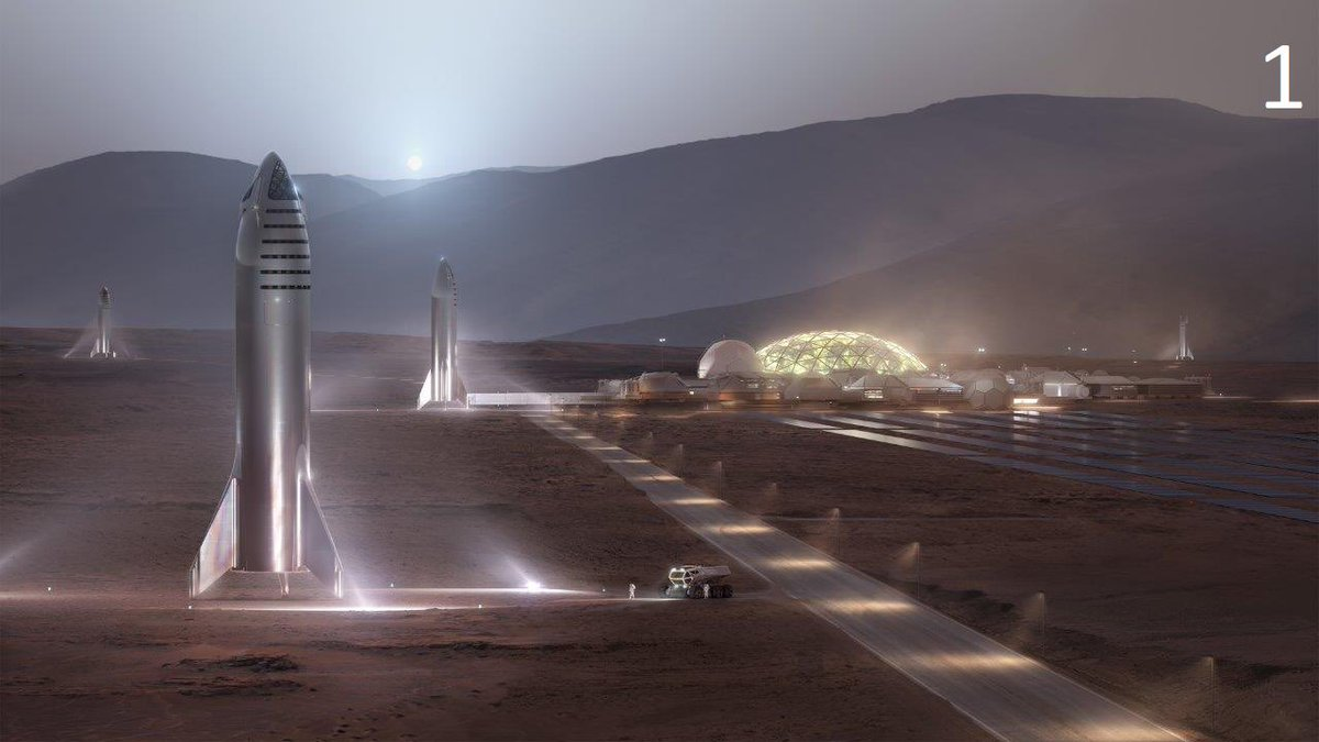 SpaceX Starship model steps toward Mars with first minuscule 'jump'