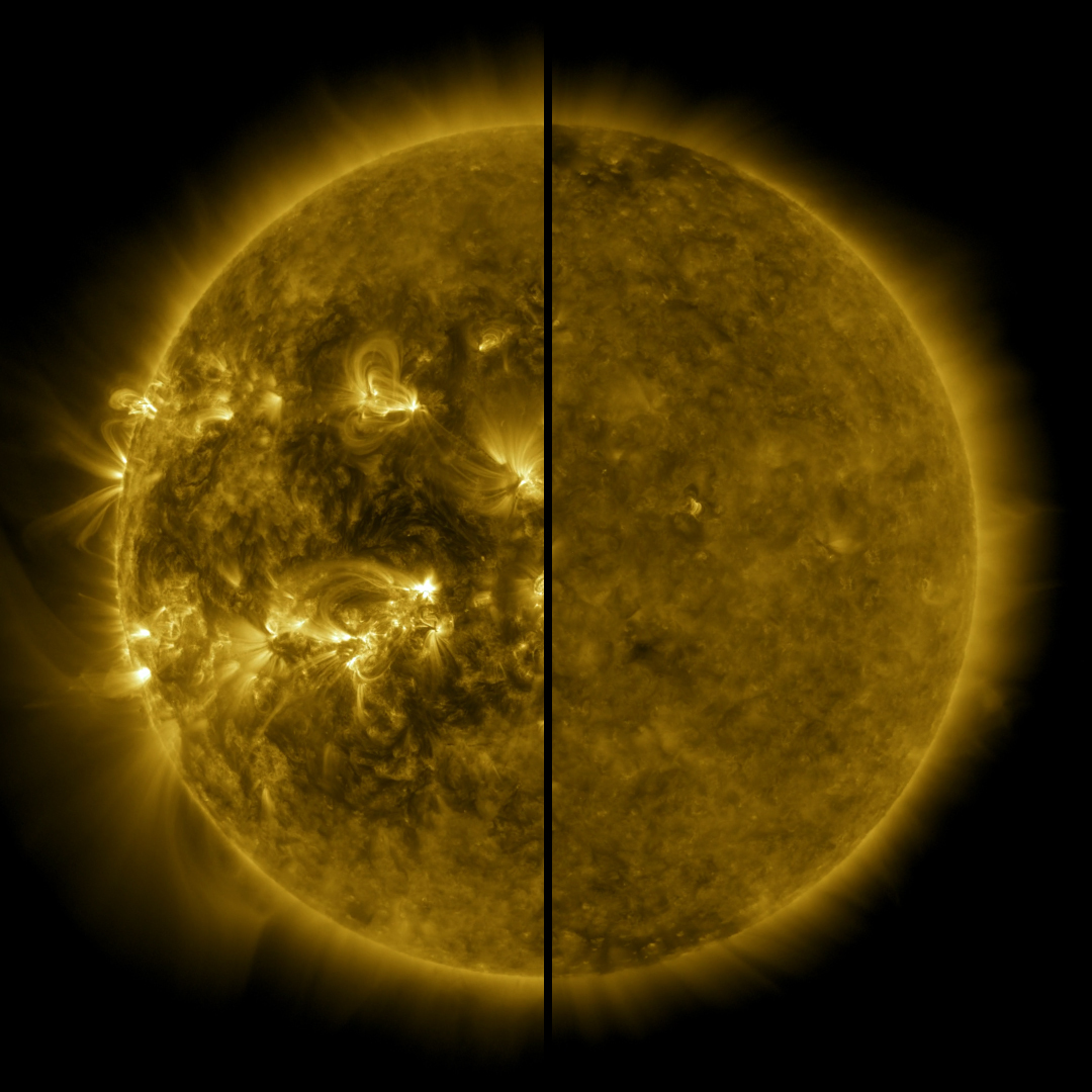 Specialists state , The sun has begun another solar cycle
