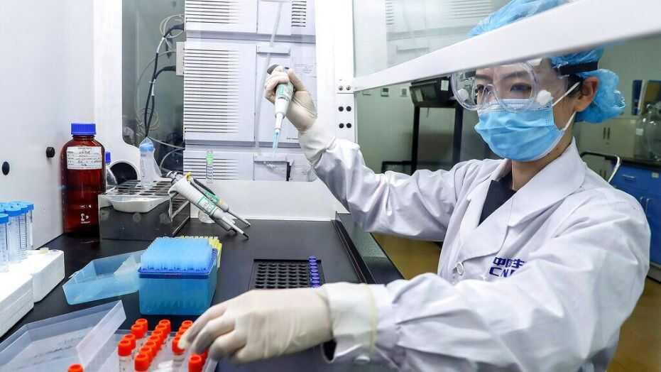 China OKs human preliminaries test for nasal shower Covid immunization