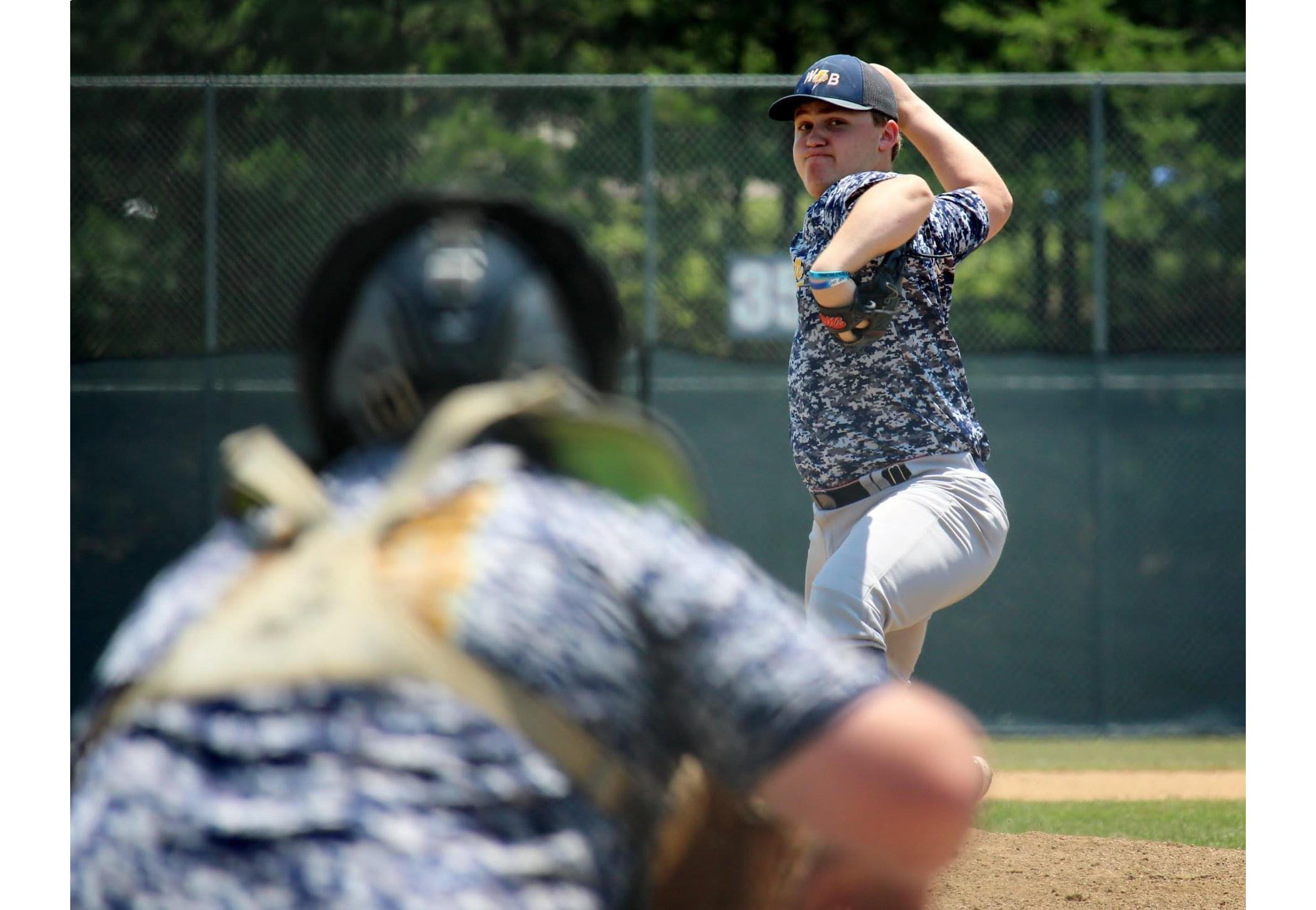A 16-Year old baseball star, Landon Bonneville, is paving his way to success