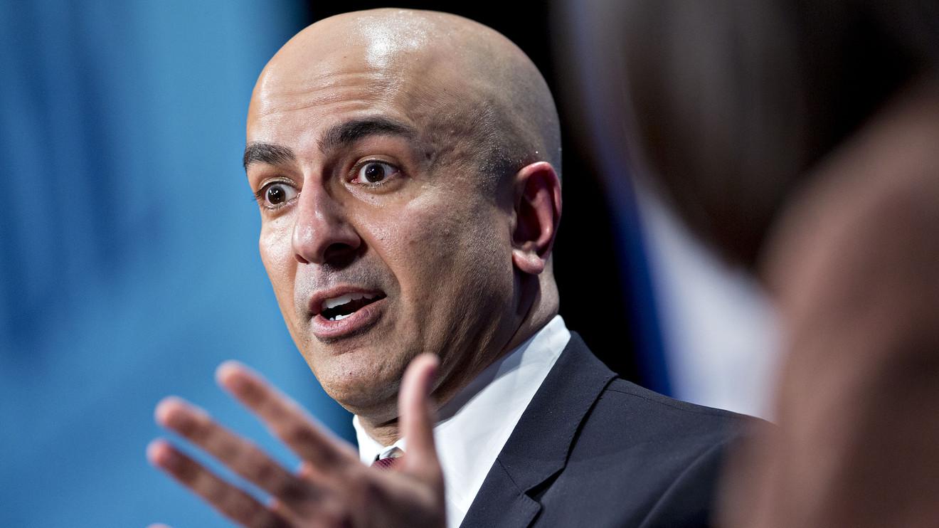 Fed's Kashkari censures 'absurd' U.S. monetary framework that requires bailout at regular intervals