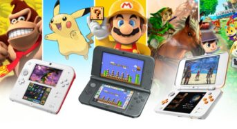 Nintendo 3DS Online Facilities Will begin again to Be Supported