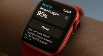 The Apple Watch 6 has blood oxygen identification for early Covid manifestations cautioning