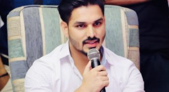 Learn the Art of Celebrity Management – Meet Ankit Chauhan, the founder of EVOC Entertainment!