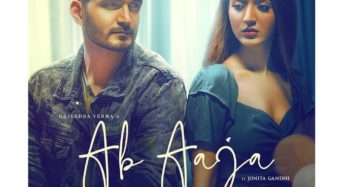 Benchmark Entertainment drops their latest track titled 'Ab Aaja' by Gajendra Verma and Jonita Gandhi