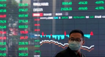 Coronavirus: Asia securities exchanges proceed with worldwide fallout