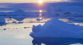 'Sleeping giant'  Arctic methane stores beginning to deliver, researchers discovers