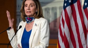 Pelosi approaches aircrafts to hold off on leaves, says concession to alleviation is impending